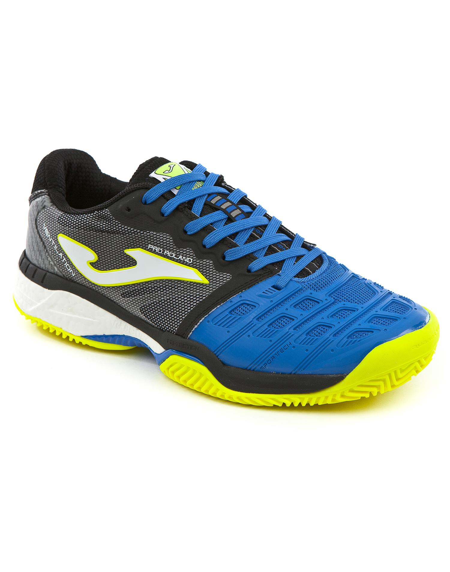 JOMA Scarpa Tennis Pro Roland All Court Royal