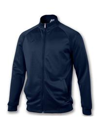 JOMA  ESSENTIAL JACKET BLU NAVY