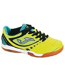 JOMA Scarpa Calcetto Sala Junior Fluor Blu